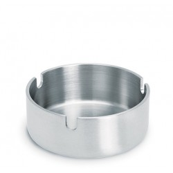 Desktop Ashtray in Inox steel