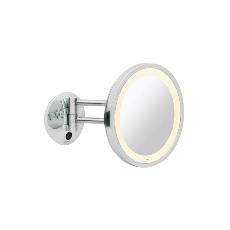Oglinda cosmetica LED Space Saver