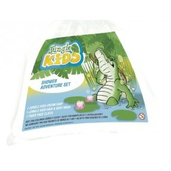 Set pentru dus Jungle Kids