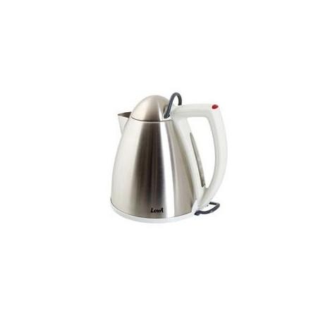 Ceainic fara fir 1 L doar 9531 MTM, whitealb / inox mat