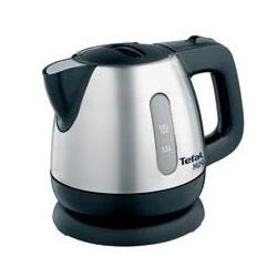 Ceainic fara firTefal mini 0,8L negru/ inox